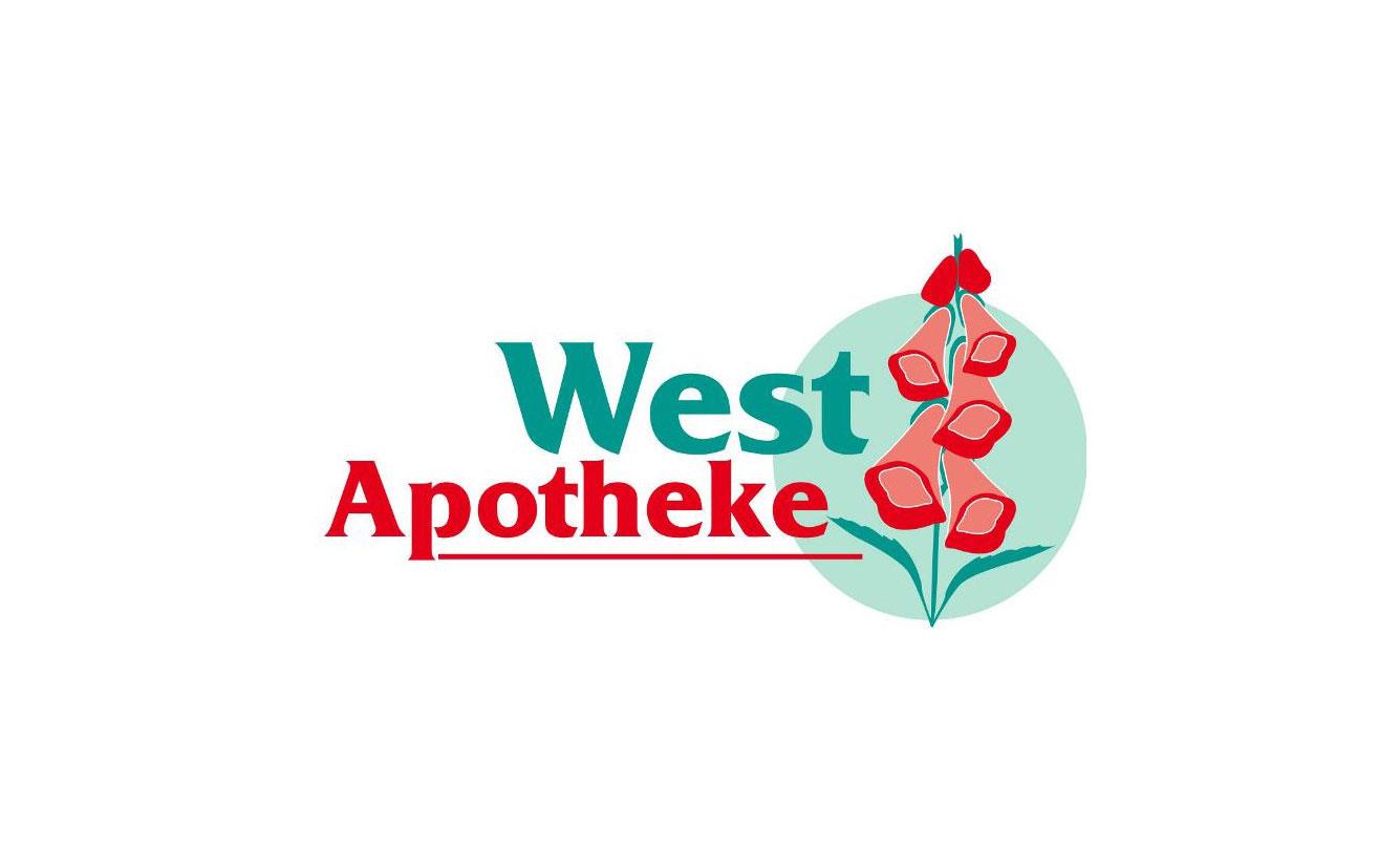 West Apotheke Logo - Halle Dessau