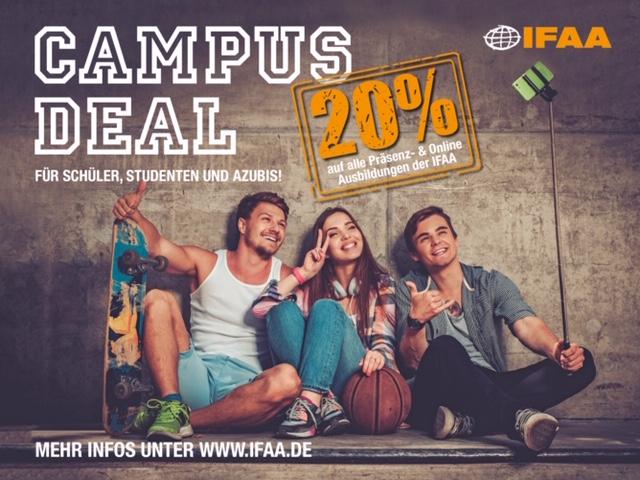 IFAA Campus Deal - Rhein-Neckar