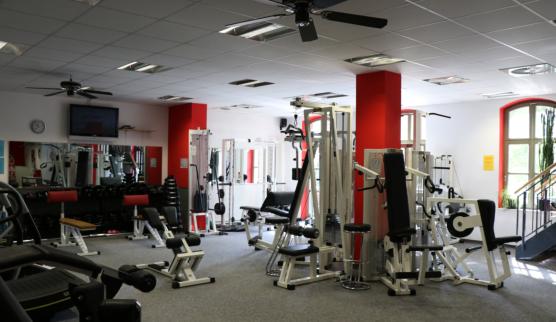 Cardio Fitness Studio im Johannisbad