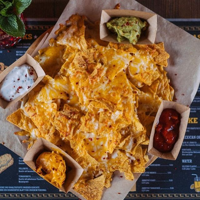 Pacos Tacos Krefeld