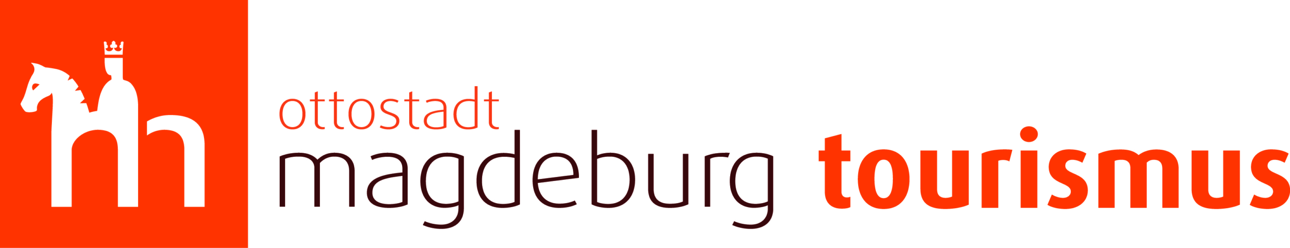 Logo Tourist Information Stadt Magdeburg