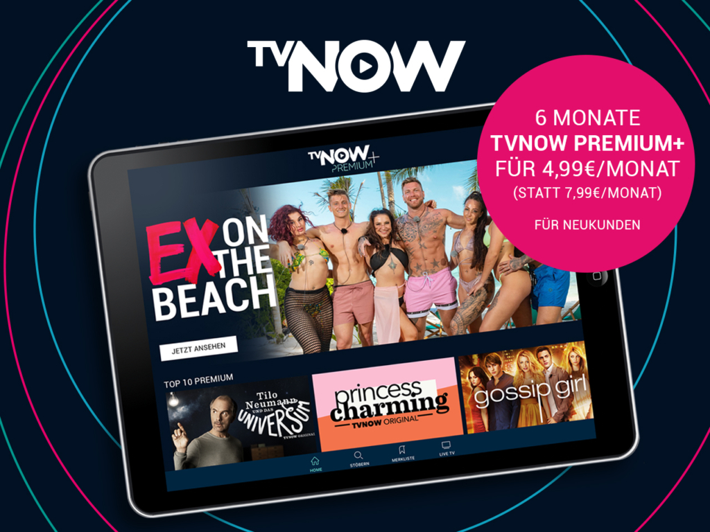 TV Now - Azubicard
