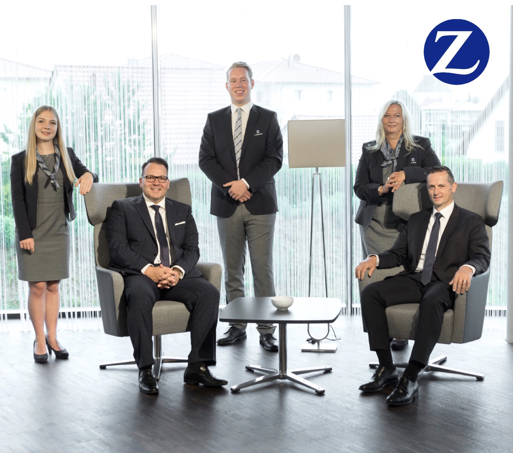 Zurich Versicherung: Jörg Riediger