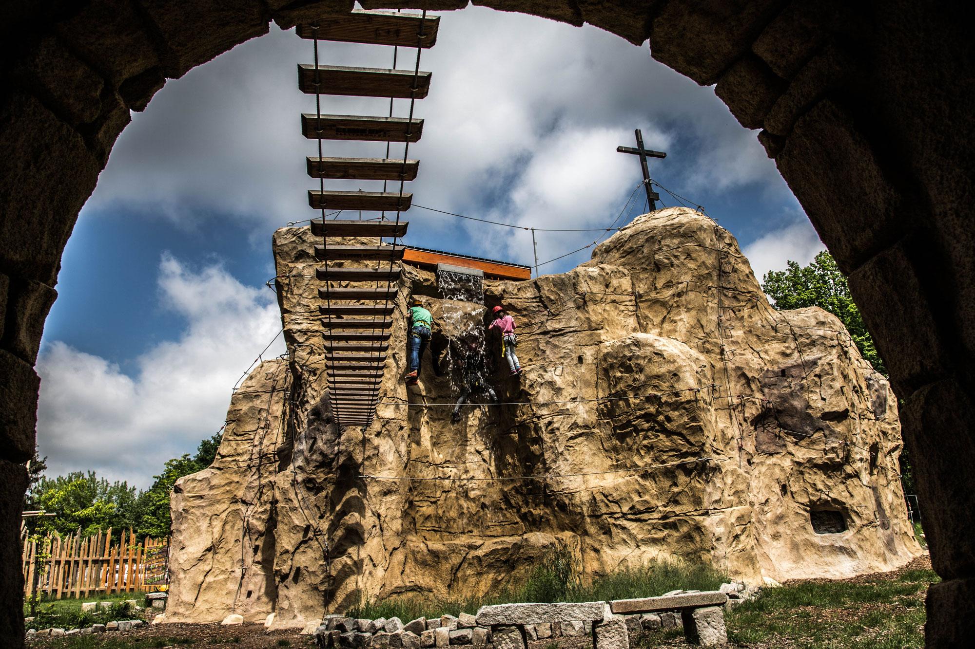 CLIMB UP! – Bergwelt