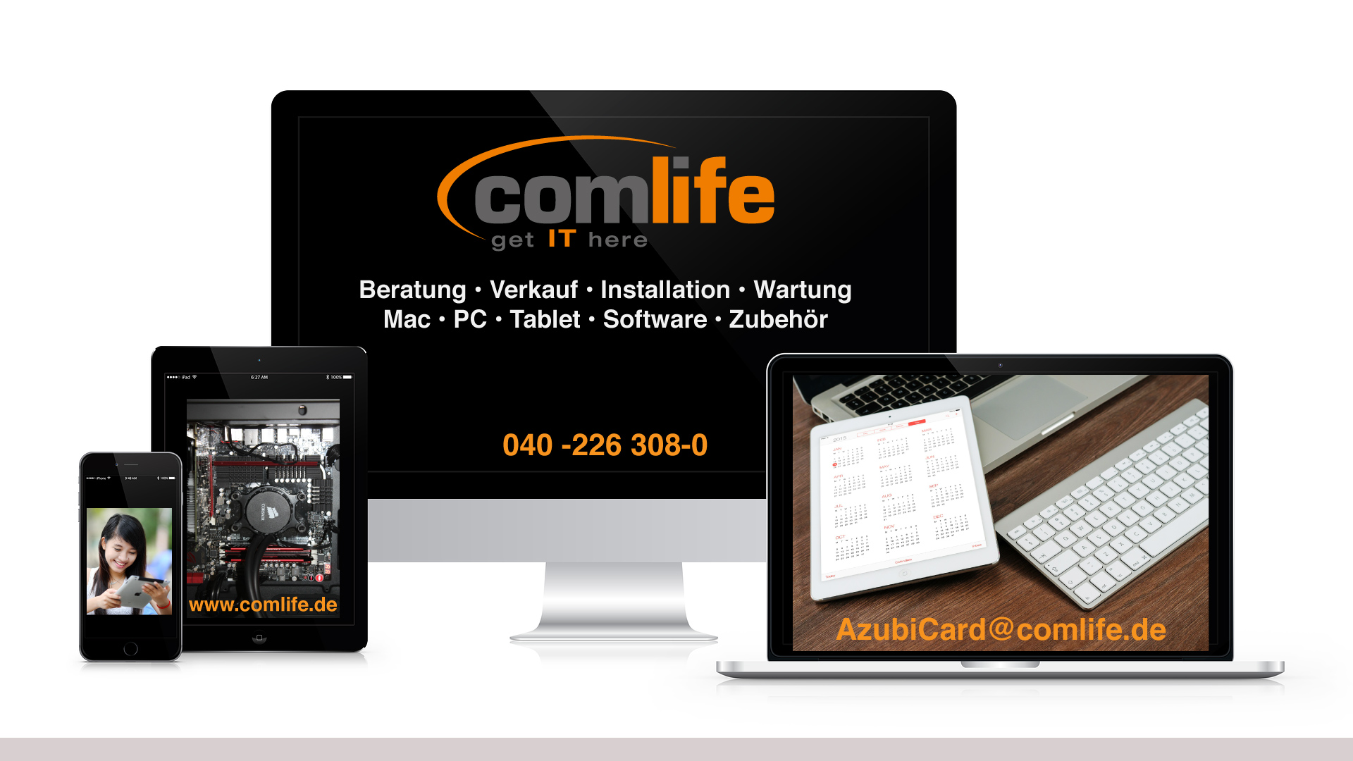 comlife IT Systemberatung GmbH