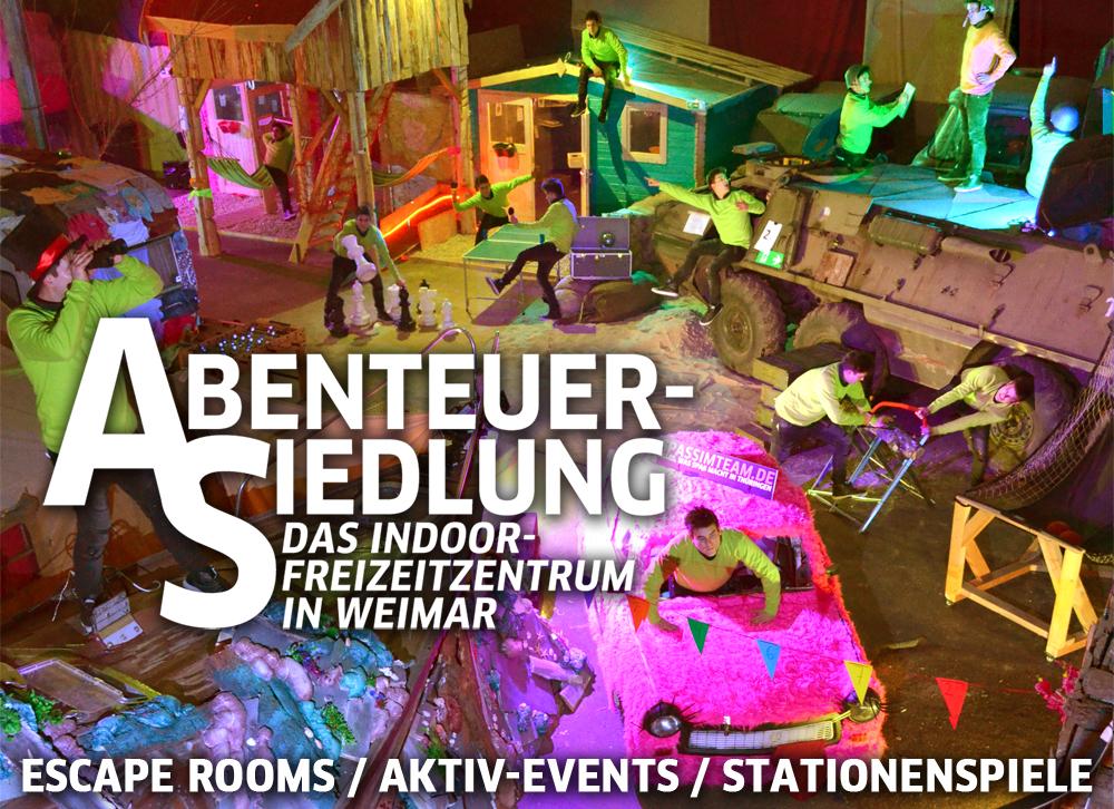 Raumrätsel / Escape Room Weimar