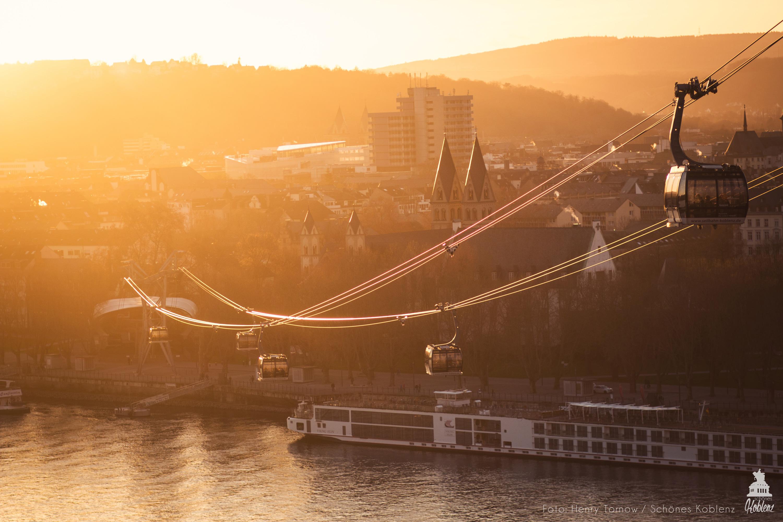 Seilbahn Koblenz – Kombiticket und Kombijahreskarte für Azubis