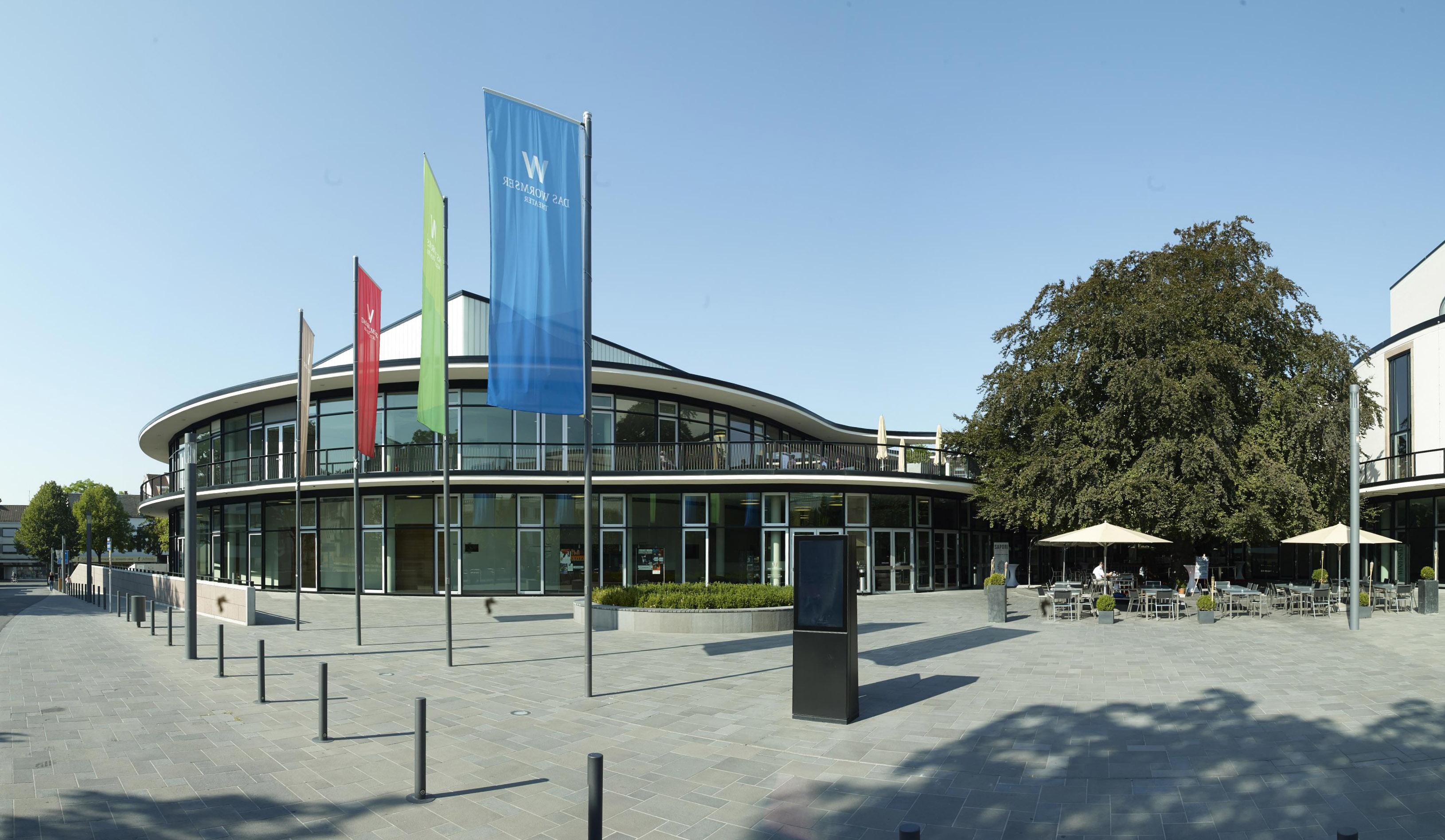 DAS WORMSER Theater, Kultur- und Tagungszentrum