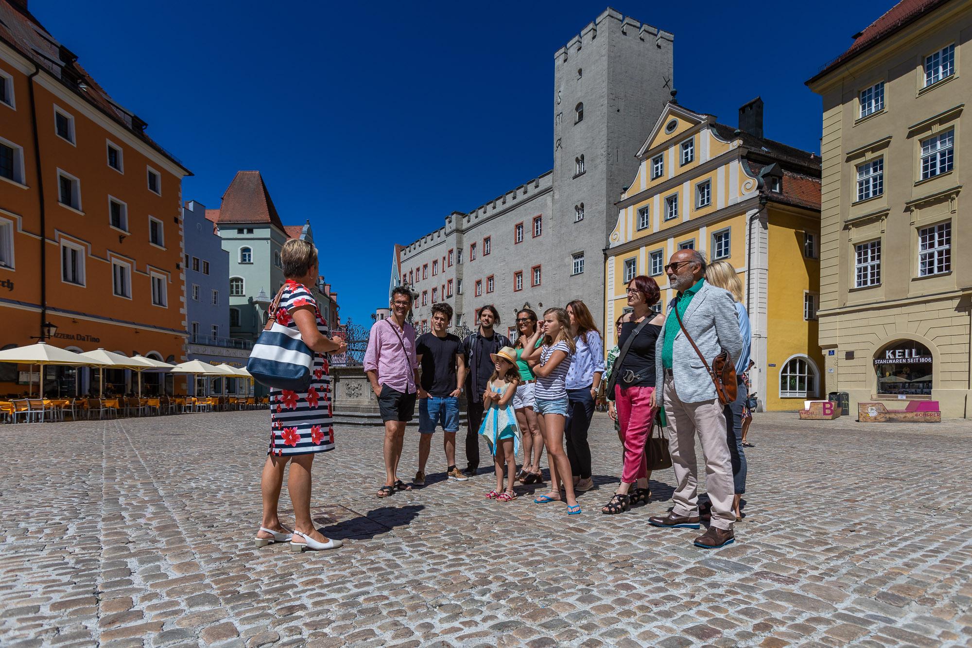 Regensburg Tourismus – Tourist Information