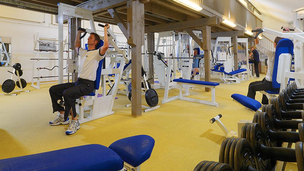Fitnessstudio Leiblfing