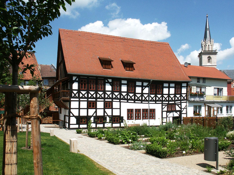 """Thüringer Apothekenmuseum im """"Haus Rosenthal"""""""