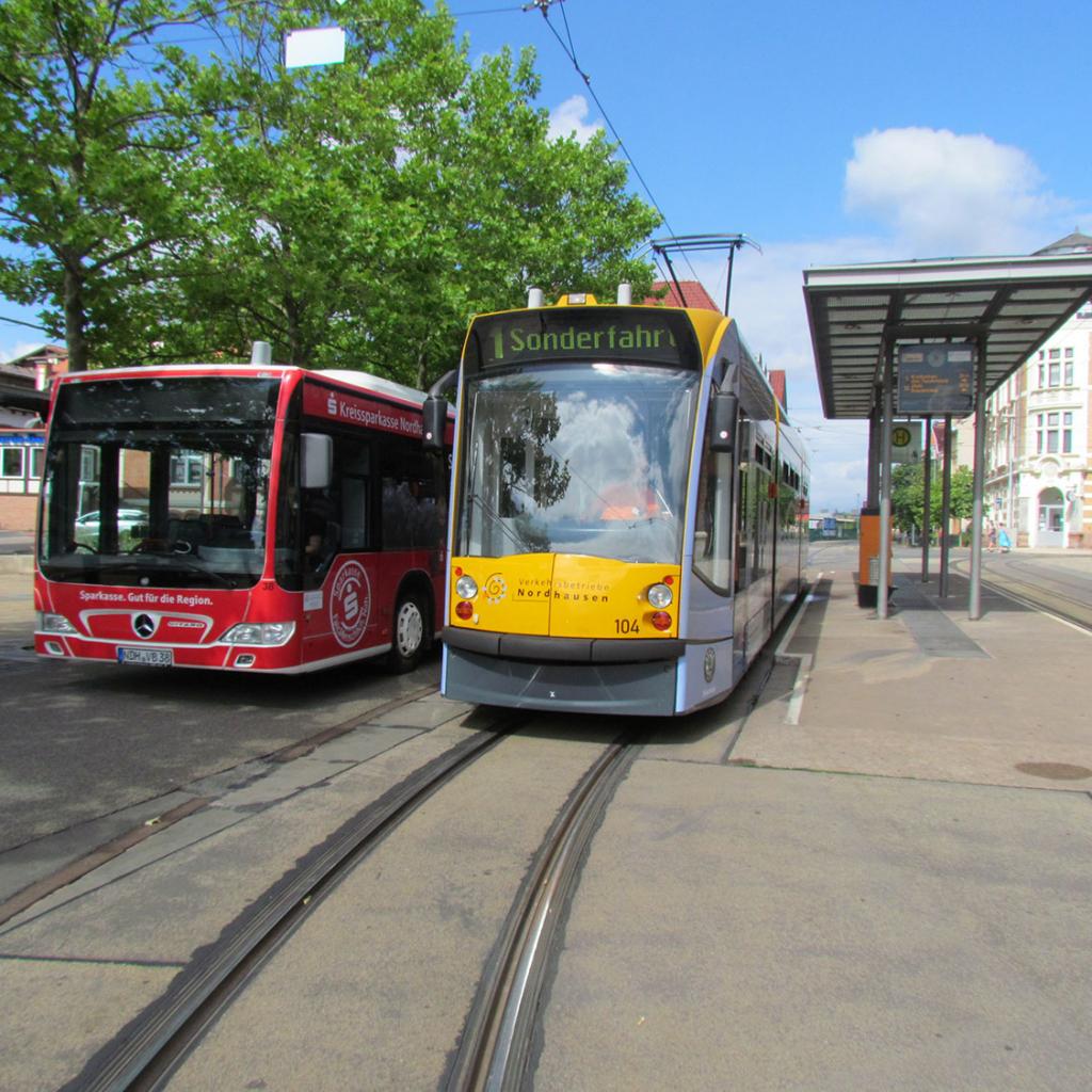 Verkehrsbetriebe Nordhausen