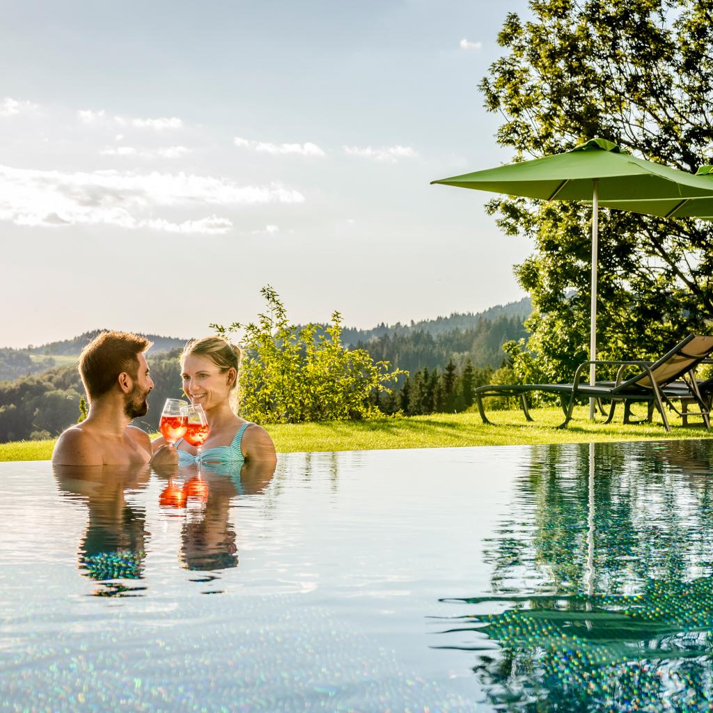 Wellnesshotel & Luxus-Bergchalets Grainet