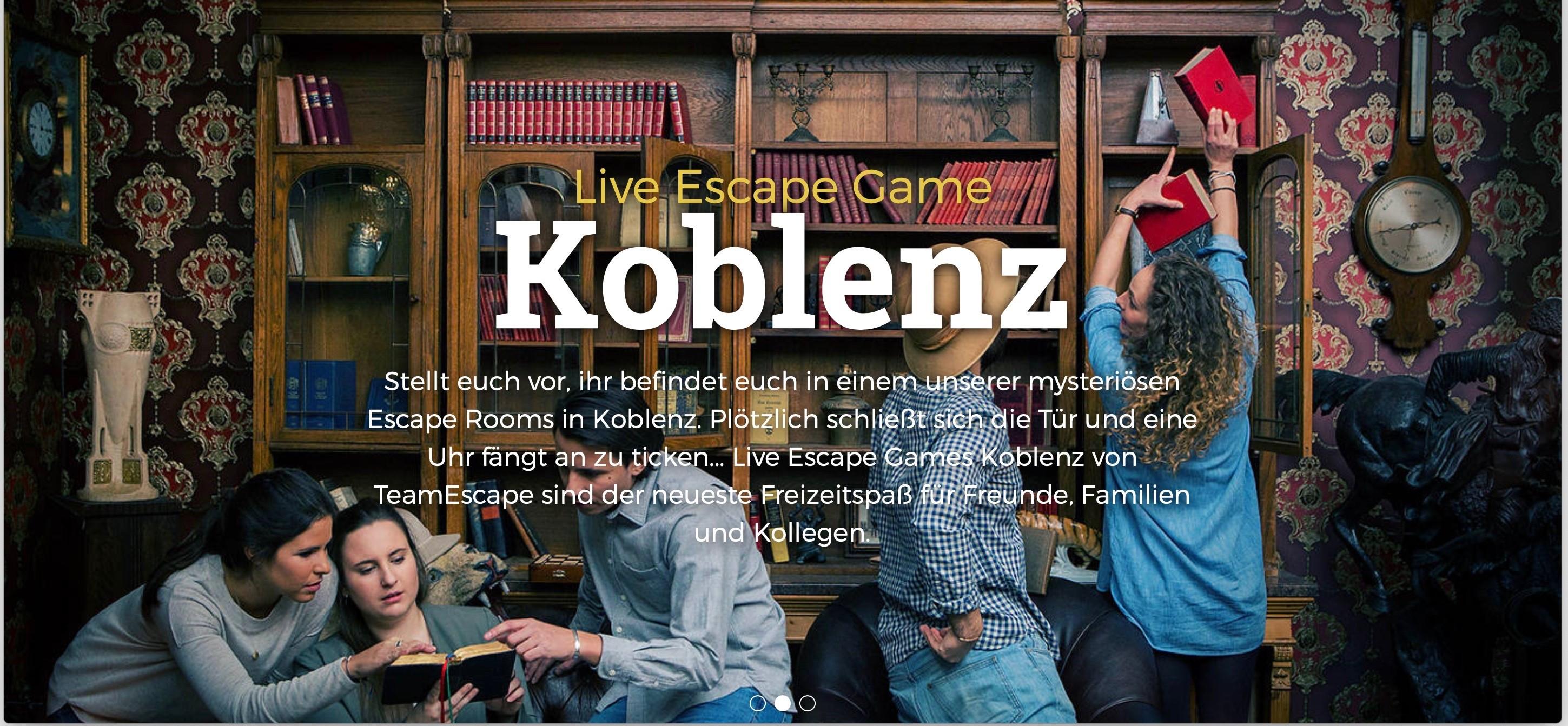 Teamescape Koblenz