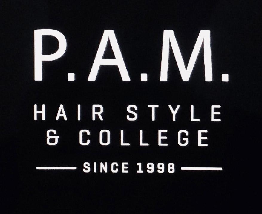 Das Logo von P.A.M.
