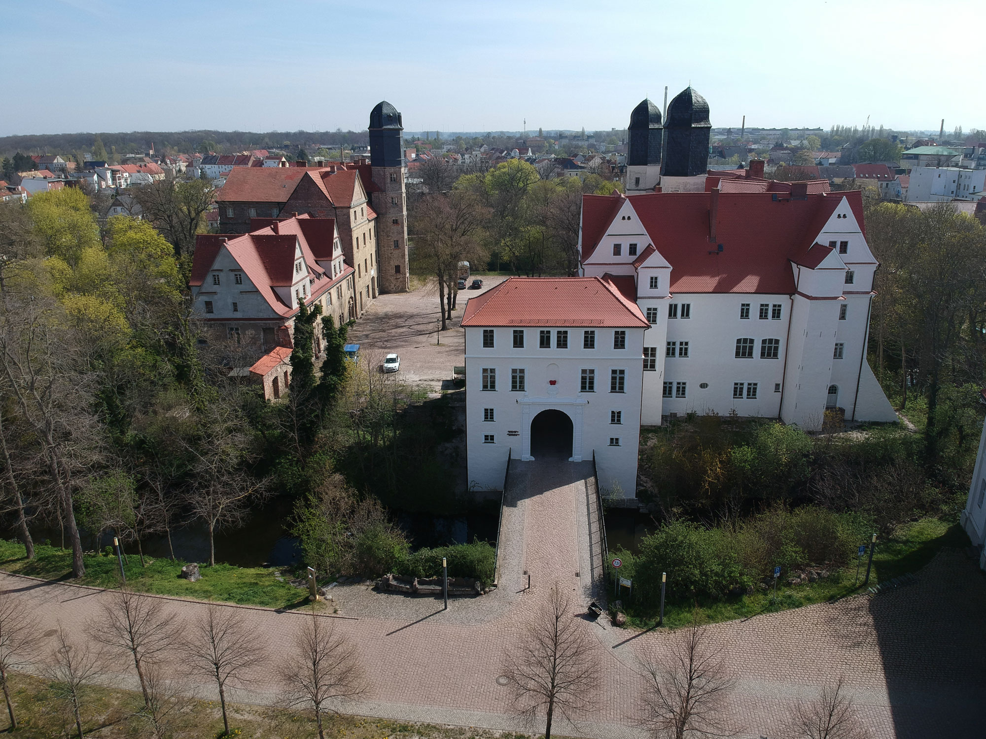Halle-Dessau - Museen im Schloss Köthen