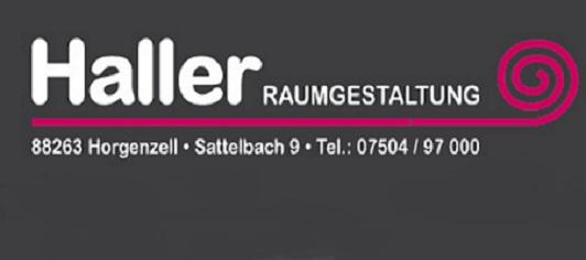 Logo der Firma Haller