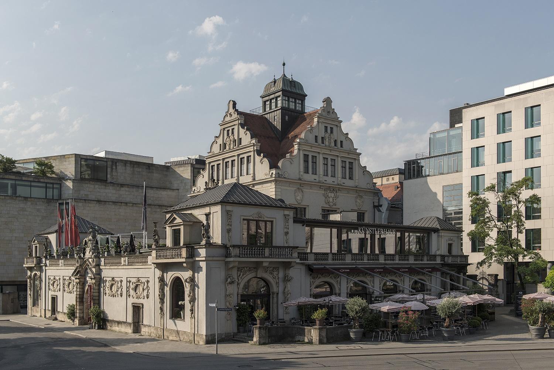 Münchner Künstlerhaus