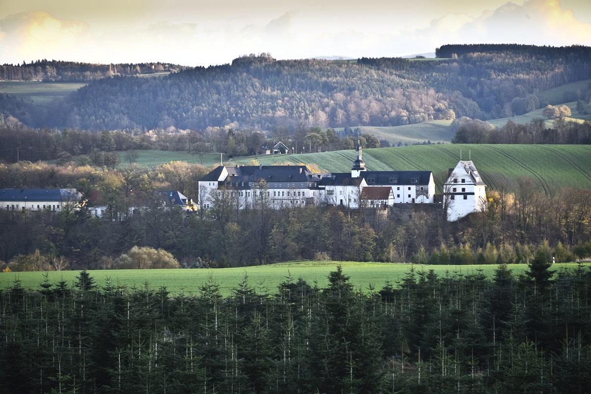 Musenhof Schloss Wildenfels